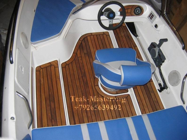 покрытие лодок яхт