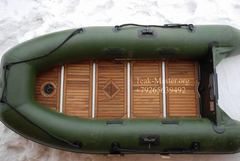 надувные лодки с полом из фанеры